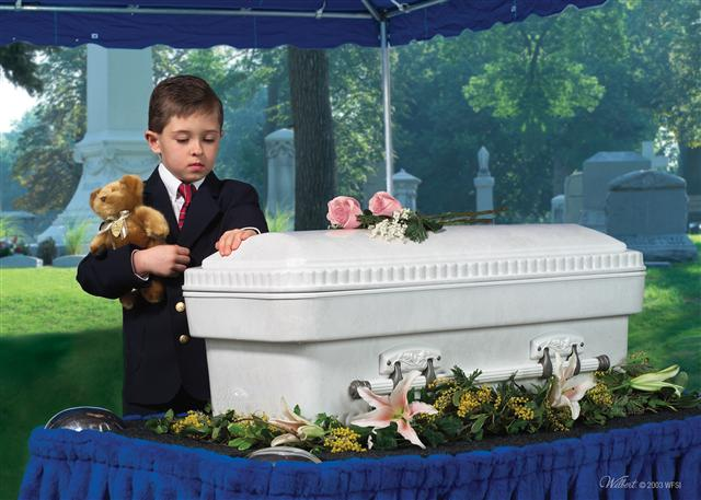 Legends Funeral Home - Infant/Child Caskets If your cemetery